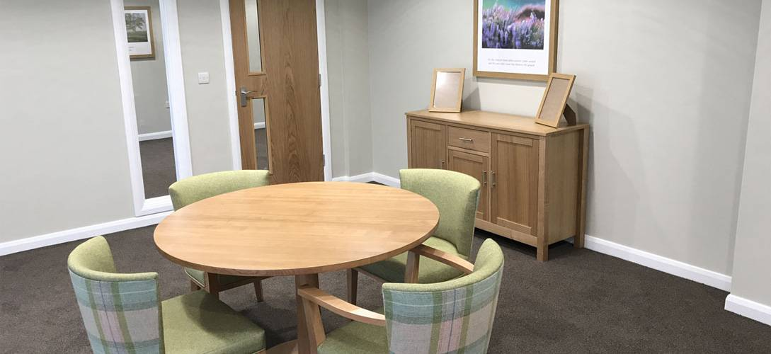 Co Op Funeral Care fit out