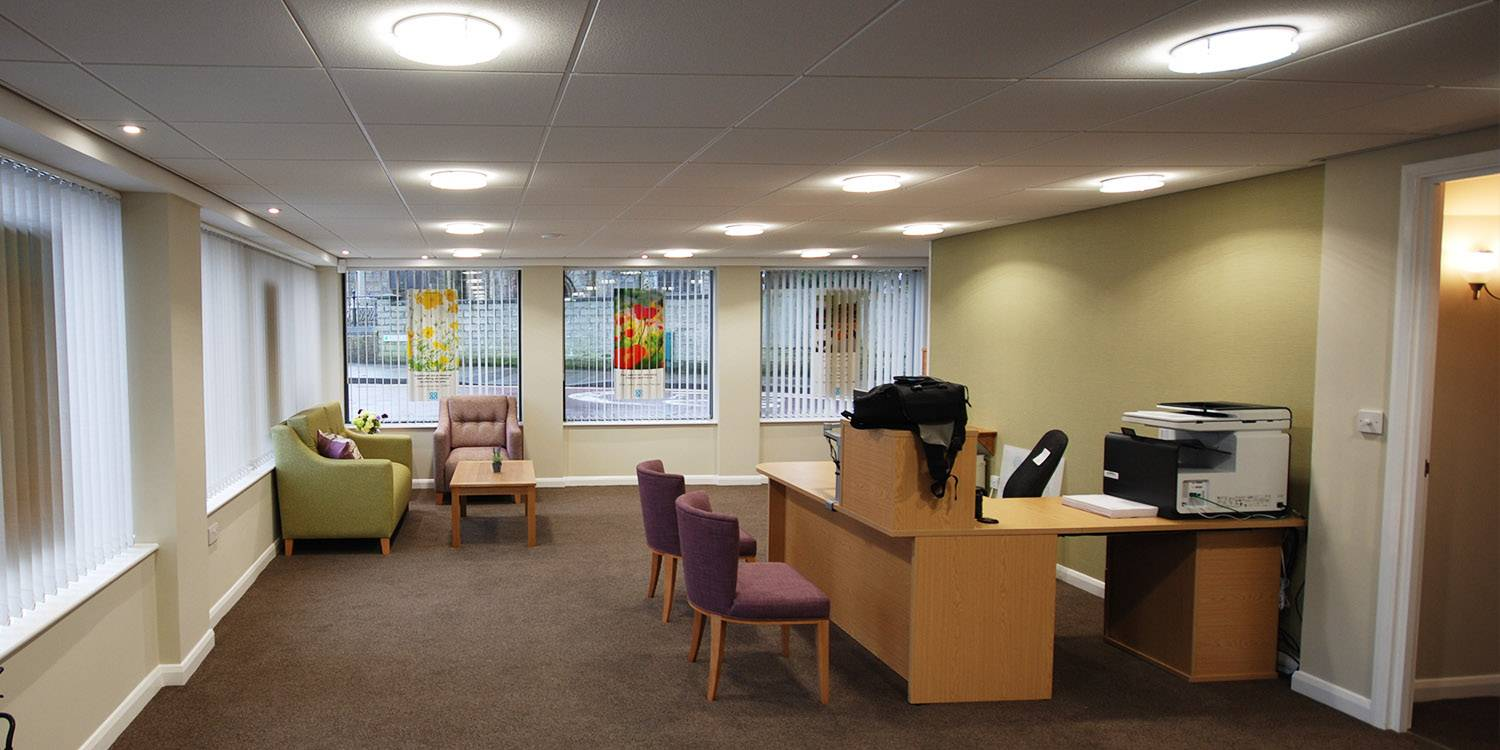 Office Fit Out for Co-op ASF