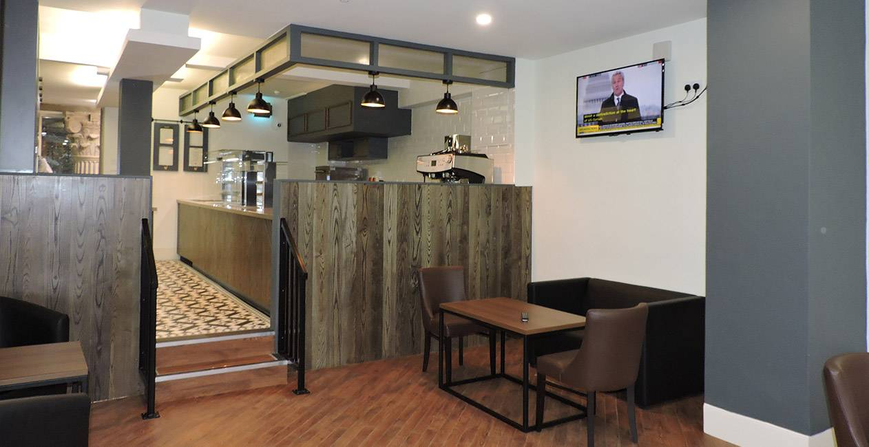 Restaurant Fit Out London Case Study