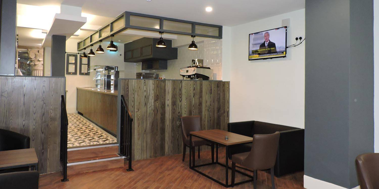 ASF Commercial Fit Out, Restaurants
